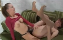 Dominant girls fucking their lovers