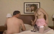 Belladonna, Allison Whyte and Ryan Meadows pegging their lovers
